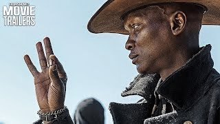 Five Fingers for Marseilles | New Full Trailer - South African Neo-Western