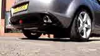 Mazda RX-8 Borla Exhaust