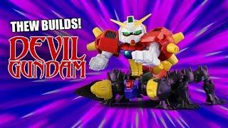 Thew Builds SD Devil Gundam!
