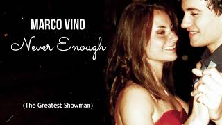 Never Enough (The Greatest Showman) - Loren Allred / Kelly Clarkson (Marco Vino Cover)