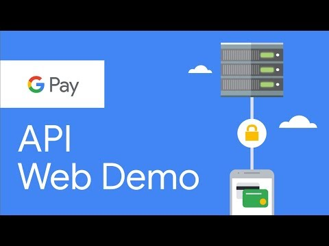 Google Pay API Implementation Demo (Web)