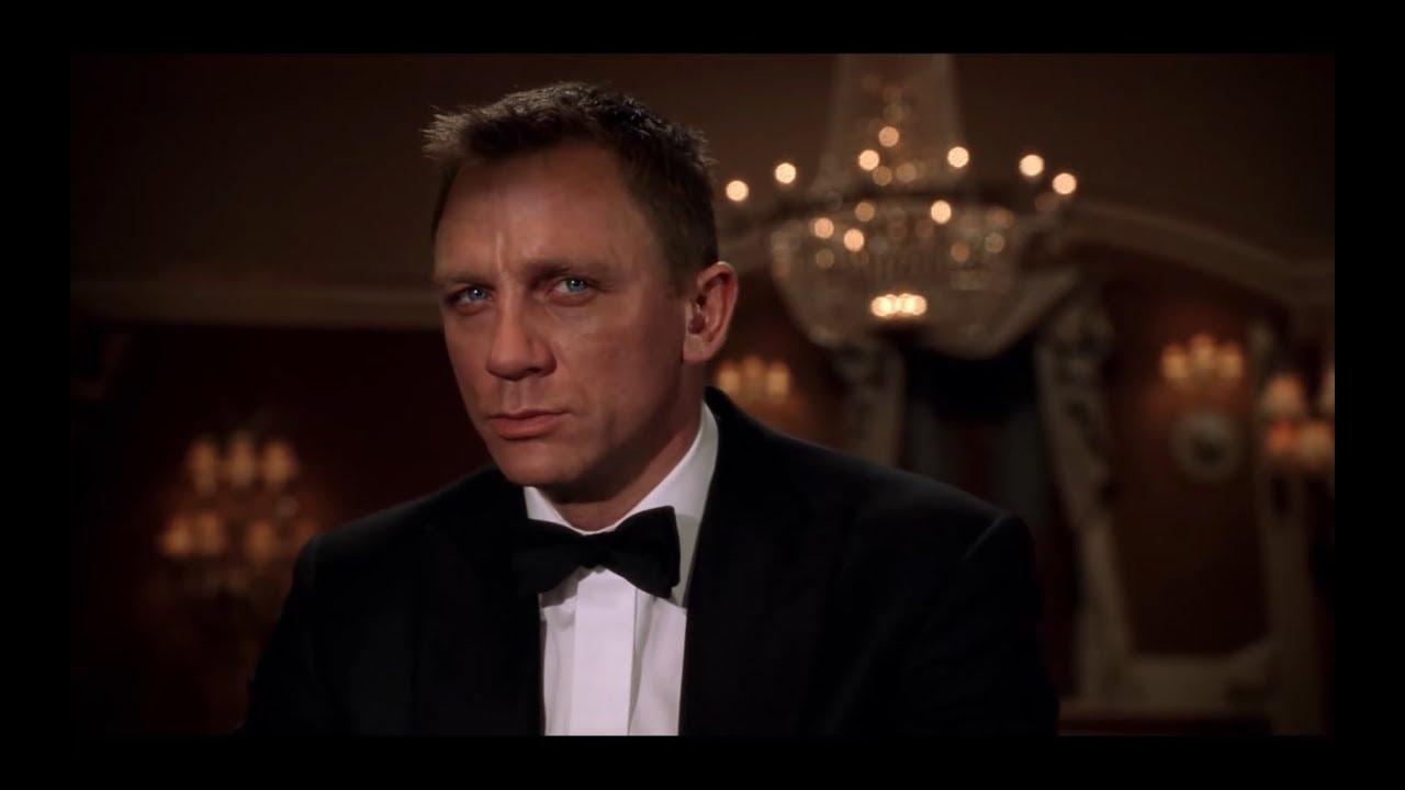 James Bond 007: Casino Royale - Official® Teaser [HD]