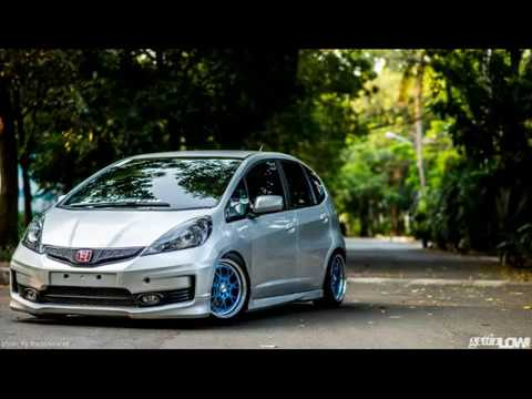 Contoh Modifikasi Honda Jazz Putih Youtube