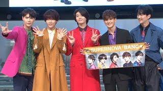韓国の男性5人組グループ「SUPERNOVA」が、セカンドシングル「...