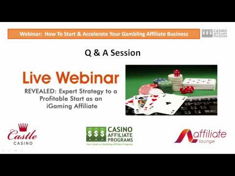 23 10 12   How To Start A Gambling Affiliate Business