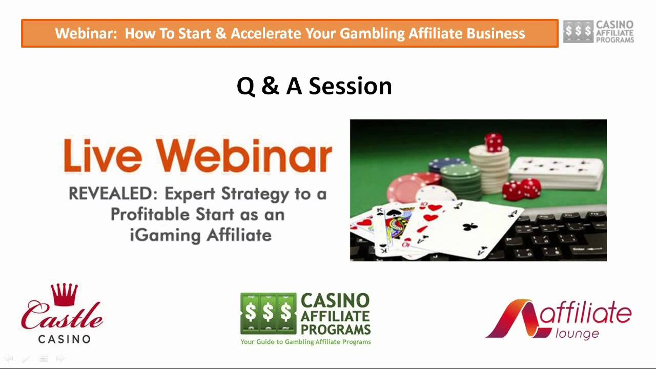 Casino affiliate programs cap casino at the empire poker