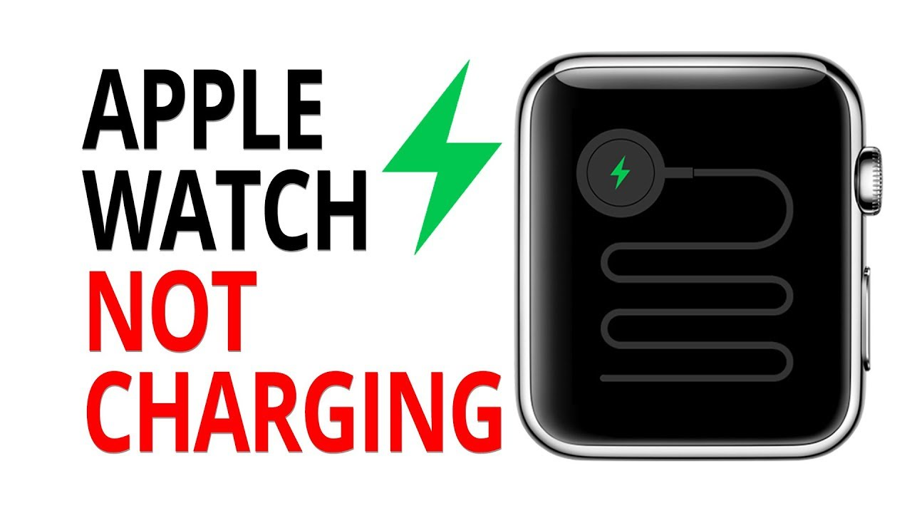 Solution Apple Watch Will Not Charge Green Snake Of Death Youtube