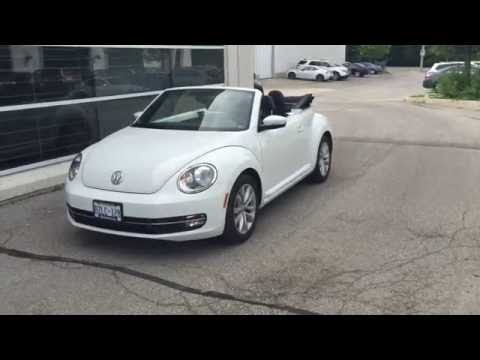 Hard to see behind your VW Beetle? | 2015 VW Beetle | RCD-510 Backup Camera