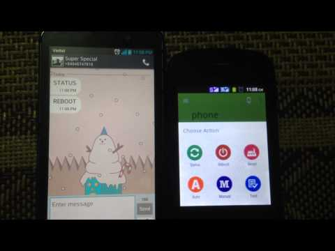 Android 2.3.6 Test App