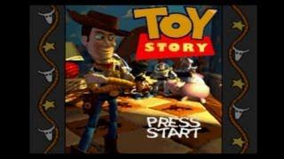 История Игрушек полное прохождение  (Toy Story)(Игра по одноименному мультфильму. Он был первым полнометражным фильмом, смоделированным на компьютере..., 2013-04-05T15:15:55.000Z)