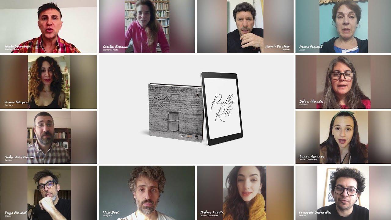 Pueblos Rotos continúa su viaje solidario en  Buenos Aires y Córdoba - Descargá el libro y ayudá