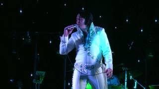 James Burrell as Elvis Birmingham 2017
