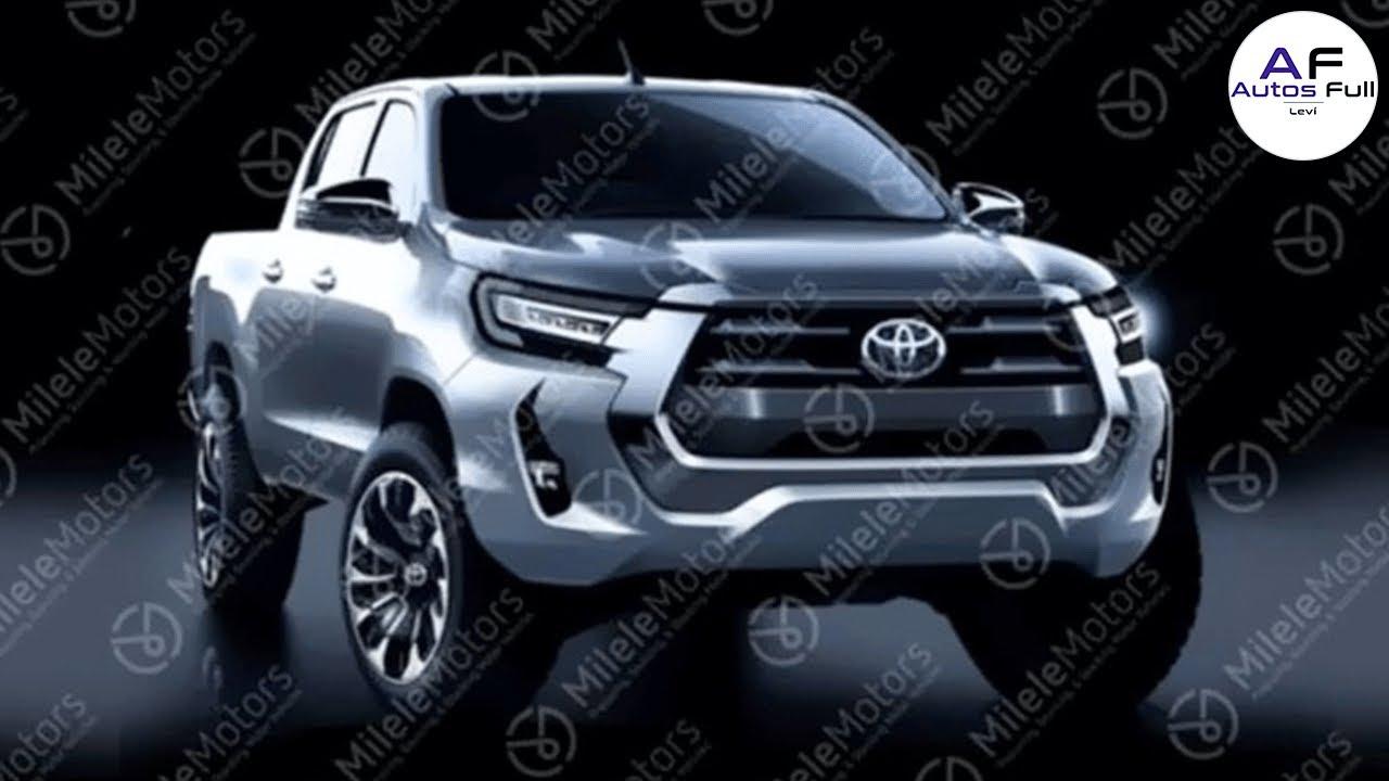 2021 Toyota Vigo Pictures