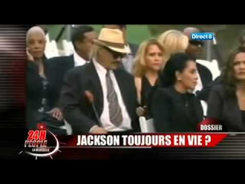 Michael Jackson vivant   Le reportage qui enflamme le web !