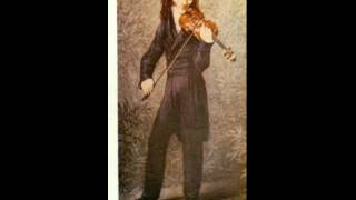 Paganini - Violin Concerto No. 1 in E flat major, Op. 6, MS 21 - II. Adagio
