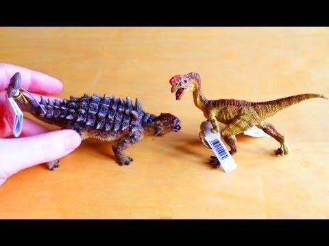 Papo Ankylosaurus Review