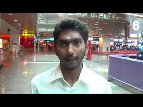 Myanmar Tamil Youth Interview by Singapore Tamil