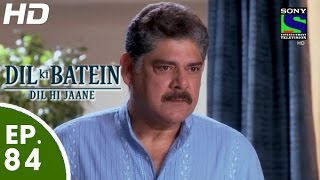 Dil Ki Baatein Dil Hi Jaane - दिल की बातें दिल ही जाने - Episode 84 - 27th July, 2015