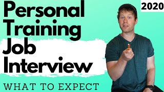 Personal Training Job Interview | What to Say and Expect
