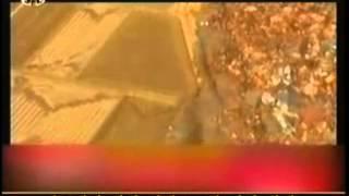東日本大震災を報じる朝鮮中央テレビ