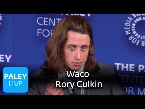 Waco - Rory Culkin on Portraying Branch Davidian Survivor