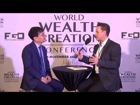AI and FINTECH OUTLOOK for 2018 - Joel Ko - World Wealth Creation Conference