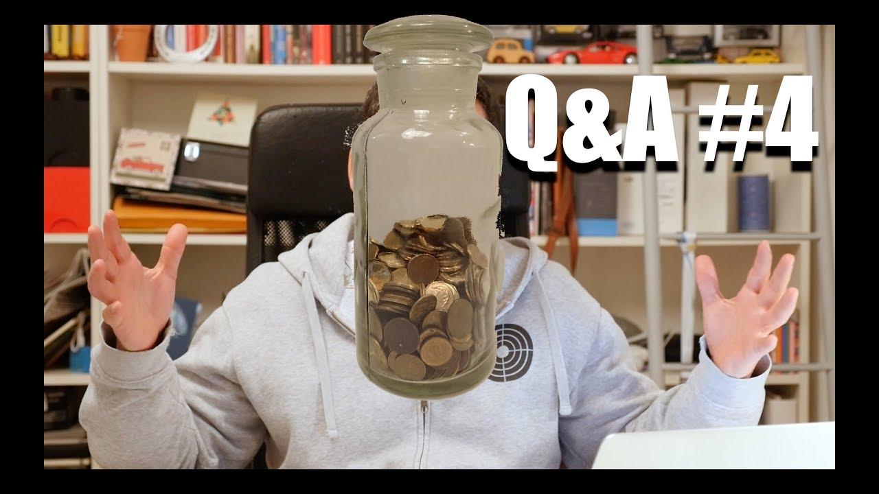 Q&A #4 (PL) – ile zarabiam na YouTube?