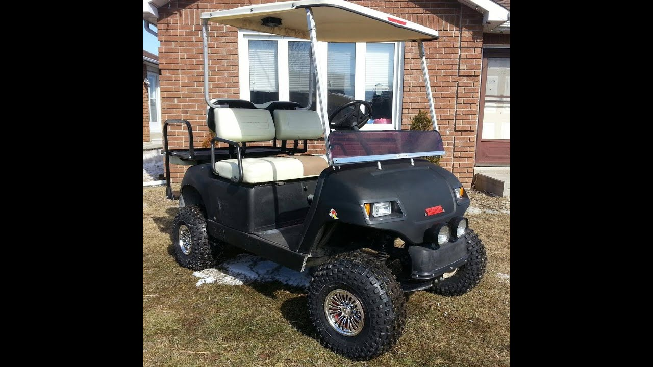 Yamaha Jg5 Golf Cart Manual