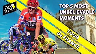 Insane Tour De France Stories