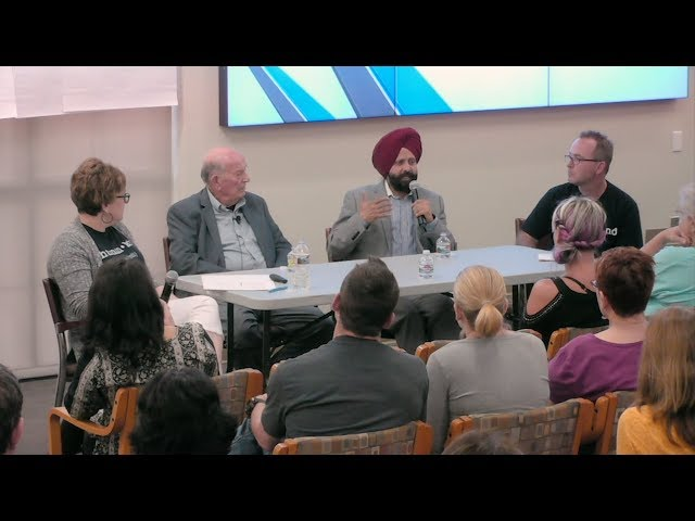 Equity & Inclusion Lecture Series:  A Conversation with a Holocaust Survivor and Sikh