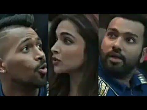 Deepika Padukone Ad With Mumbai Indians Players | Goibibo thumbnail