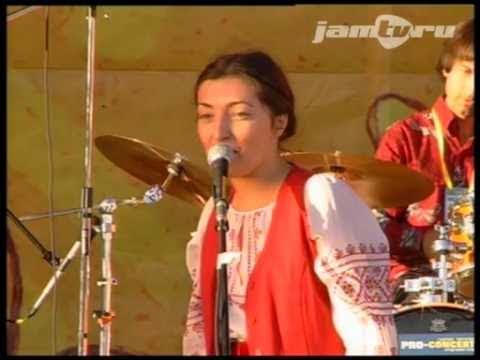 «Bubamara Brass Band» на фестивале Мамакабо-2010