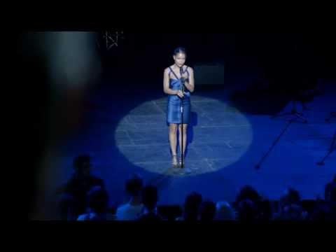 Antonia Thomas singing Free Bird