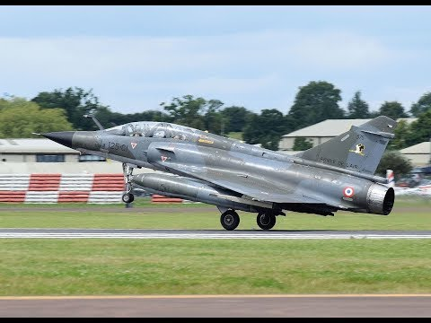 Mirage 2000D in BMS - lets try it out!