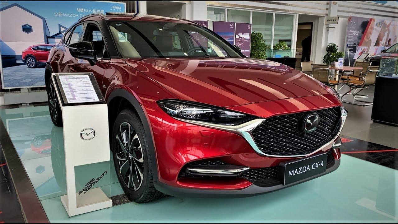 Kelebihan Mazda Cx 4 Top Model Tahun Ini