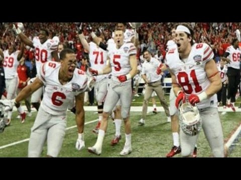Ohio State Beats Oregon To Win the NCAA College National Championship