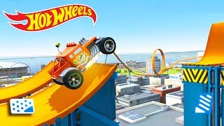 Hot Wheels: Race Off - Daily Race Off And Supercharge Challenge #66 | Android Gameplay | Droidnation