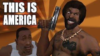 THIS IS AMERICA | СИДОДЖИ ШОУ