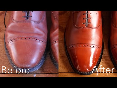 $15 Thrift Store Challenge! Shoe Restoration and Shine on a Budget