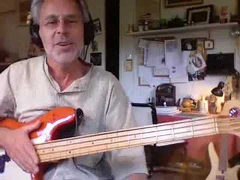 Download Free Beginner Bass Guitar Lesson Video - Slides