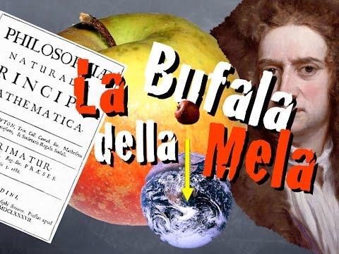 La Gravità di Newton e la Bufala della Mela - Passatoscopio#07 - CURIUSS