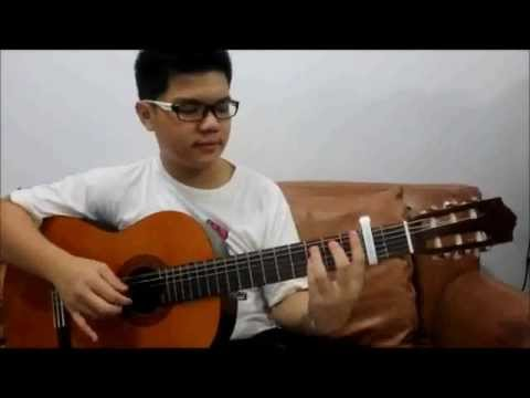 Dewa 19 - Kangen acoustic cover by James Adam