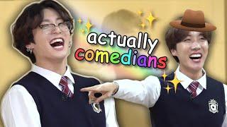 bts deserve their own comedy show
