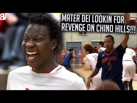 Mater Dei Earns Shot At Chino Hills For REVENGE! Beats Roosevelt with EASE in Playoffs!