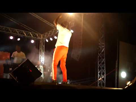Stonebwoy Performs at