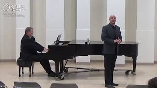 Detwiler sings...The Infinite Shining Heavens (Vaughan-Williams' Songs of Travel)