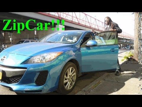 ZipCar Review