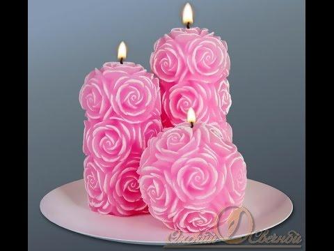 фото красивые свечи