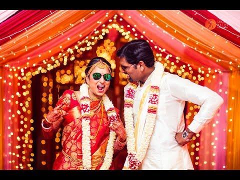 South Indian Wedding Celebrations | Swetha & Vignesh | Tamil Wedding | Hotel Ramya's, Trichy.