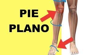 Espalda de planos dolor de piernas y pies